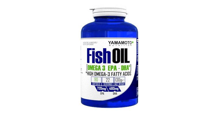yamamoto nutrition fish oil