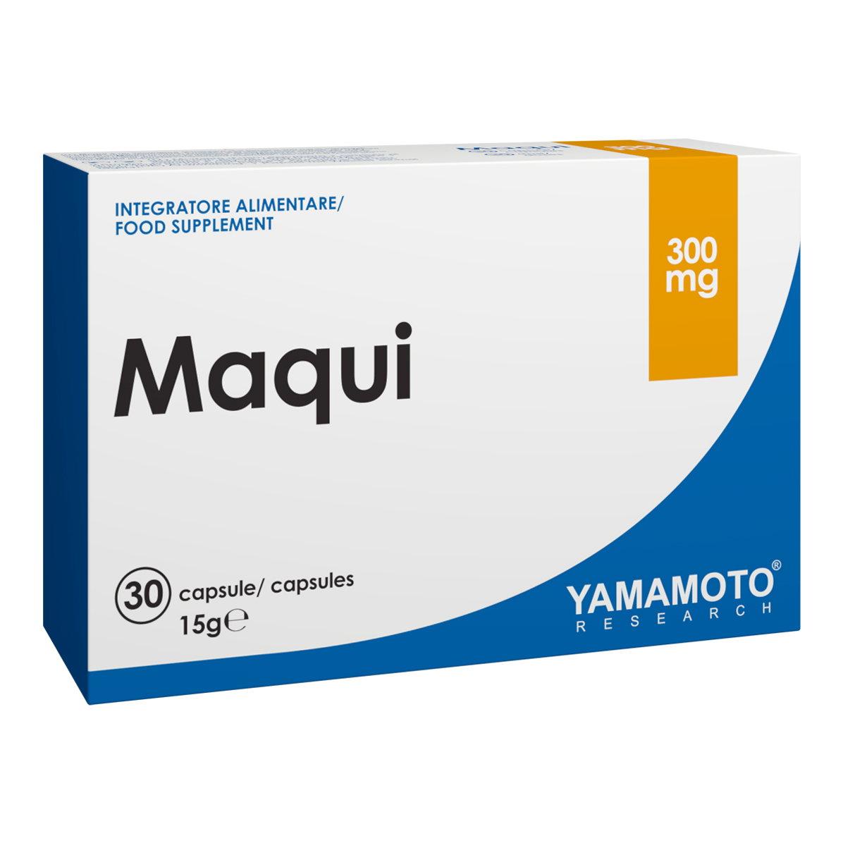 Yamamoto Research Maqui
