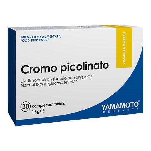 picolinato de cromo diabetes 2