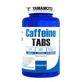 CAFEINA CAFFEINE TABS YAMAMOTO NUTRITION 100 TABS