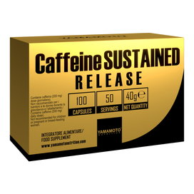 CaffeineSUSTAINED RELEASE