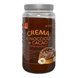 Hazelnut and Cocoa Cream 35% Protein