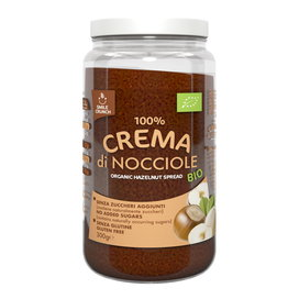100% Organic Hazelnut Cream