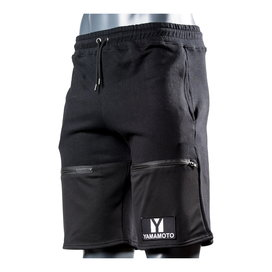Yamamoto Nutrition Black Patch Tech Shorts