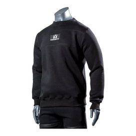Black Patch Sweatshirt