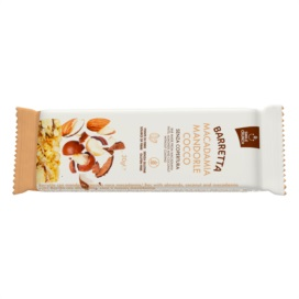 Macadamia, almond, coconut bar without cover