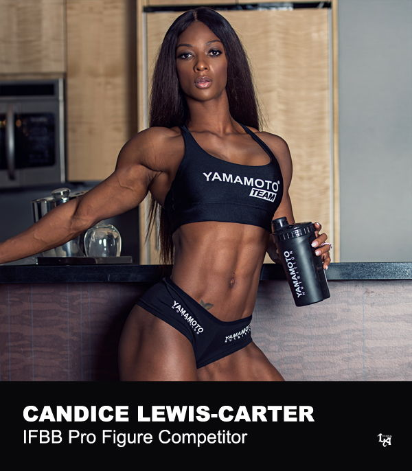 Candice Lewis Carter